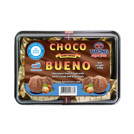 Dark choco krem bueno bez dodatog šećera 180g