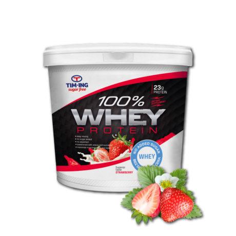 Whey protein jagoda 1kg