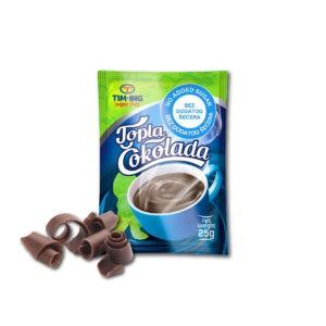Topla čokolada 25g