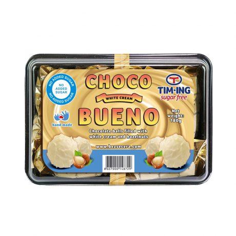Beli choco krem bueno bez dodatog šećera 180g