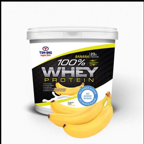 Protein banana 1kg