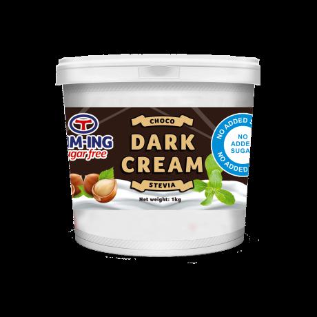 Dark choco cream 1kg no added sugar